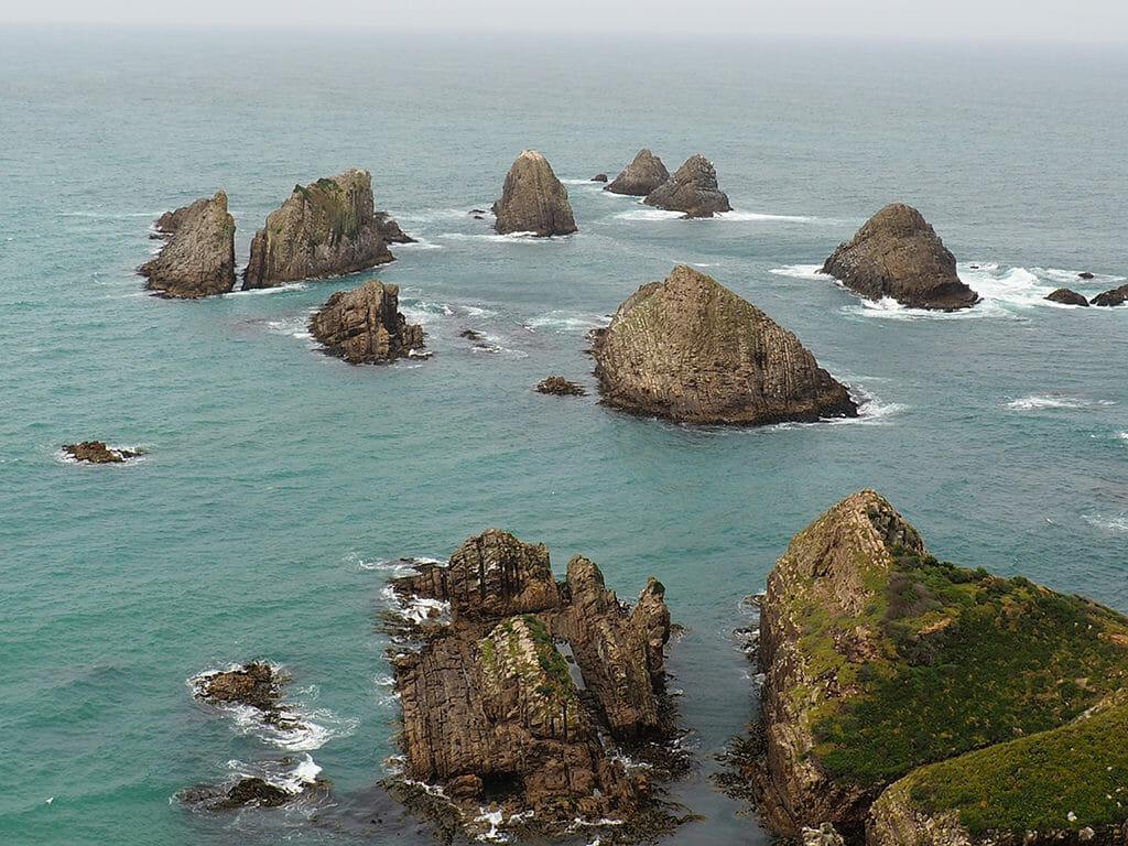 Itinéraire 3 semaines: les Catlins avec Nugget Point en Nouvelle-Zélande
