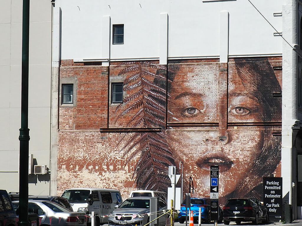 Itinéraire 3 semaines: street art à Christchurch en Nouvelle-Zélande