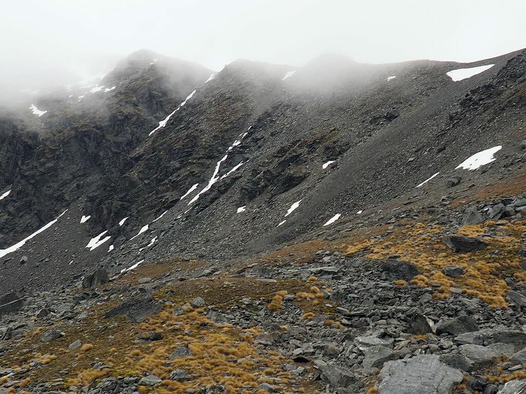 Itinéraire 3 semaines dans l'île du sud de la Nouvelle-Zélande: la randonnée dans The Remarkables Ski Field Area près de Queenstown en Nouvelle-Zélande
