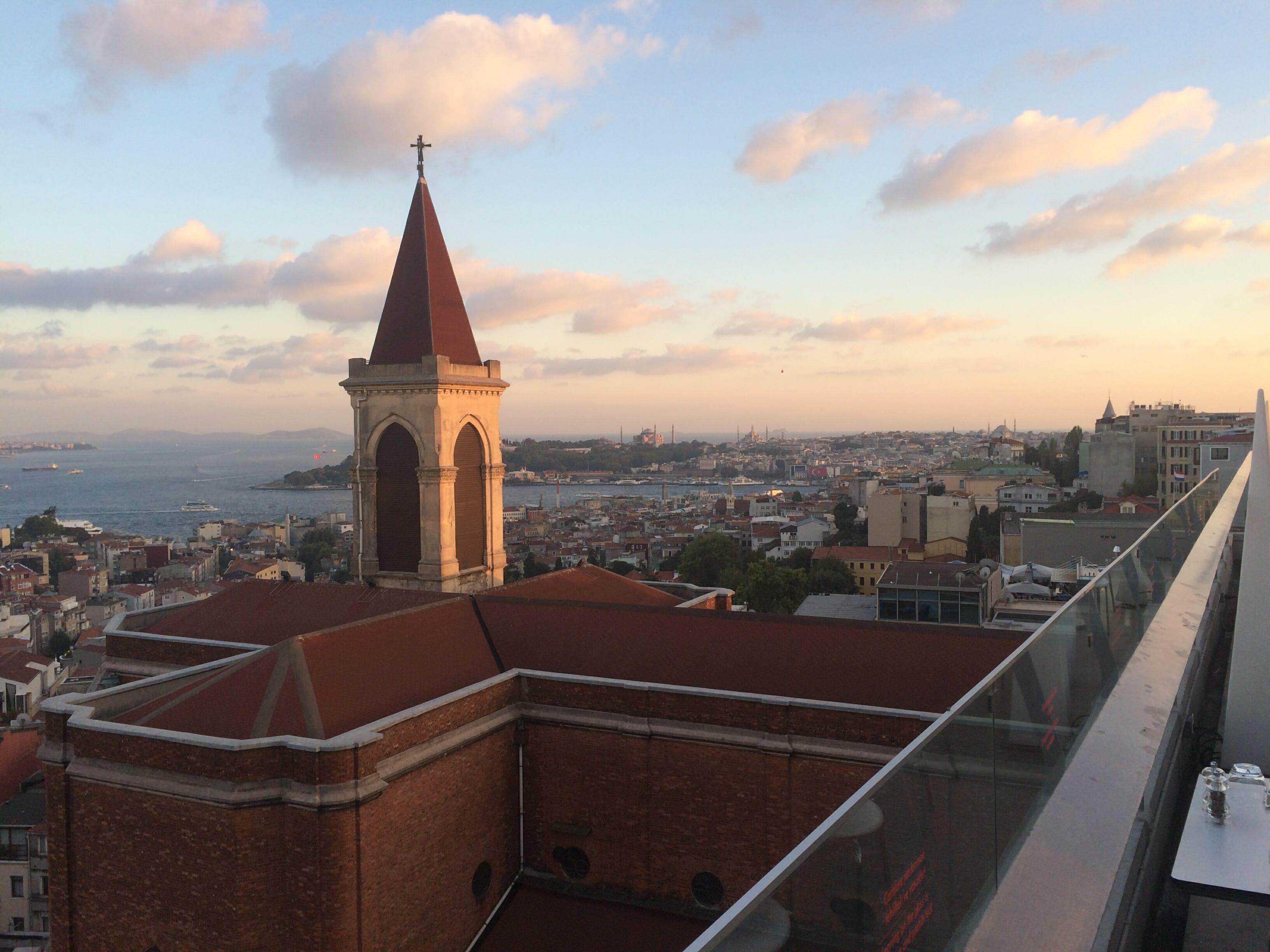 Itinéraire à Istanbul
