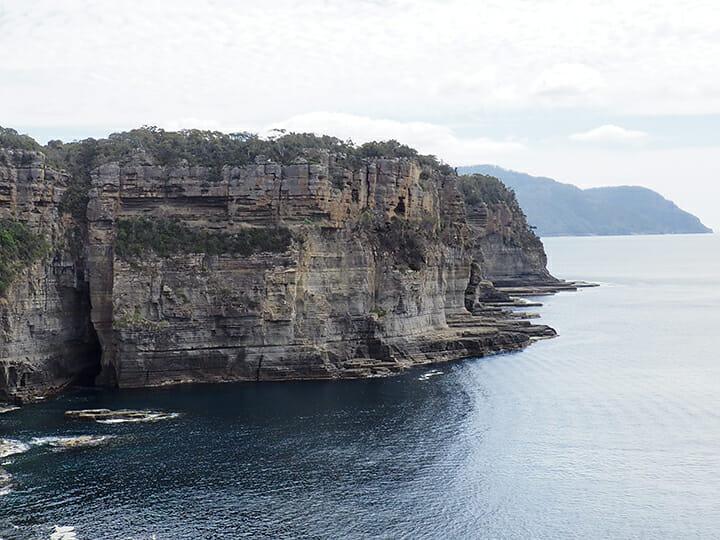 La péninsule de Port en Arthur en Tasmanie