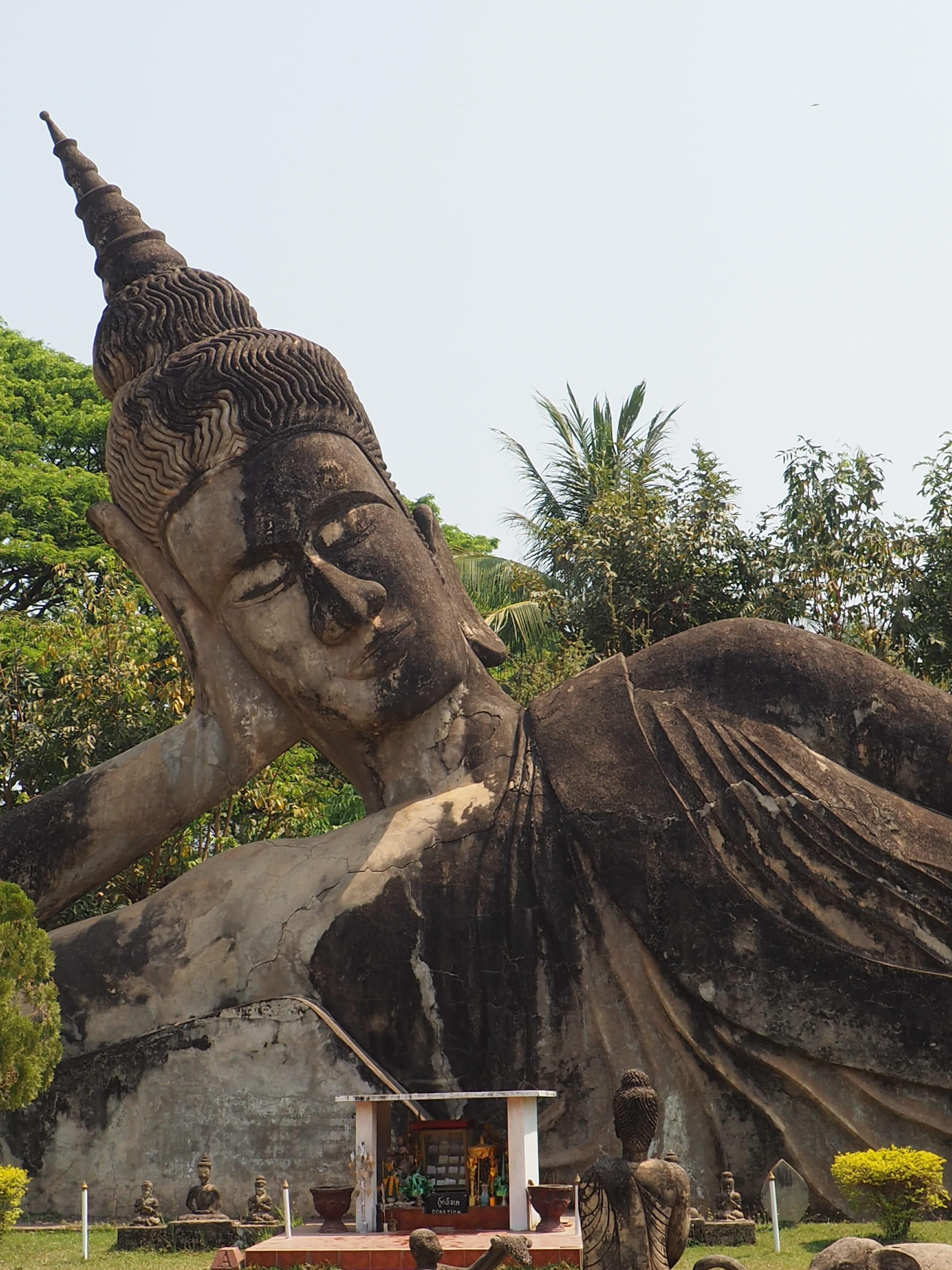 Vientiane: Buddha Park