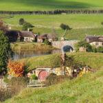 Le village d'Hobbiton près de Matamata