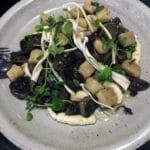 Restaurants à Auckland: Gnocchis aux champignons à Ortolana