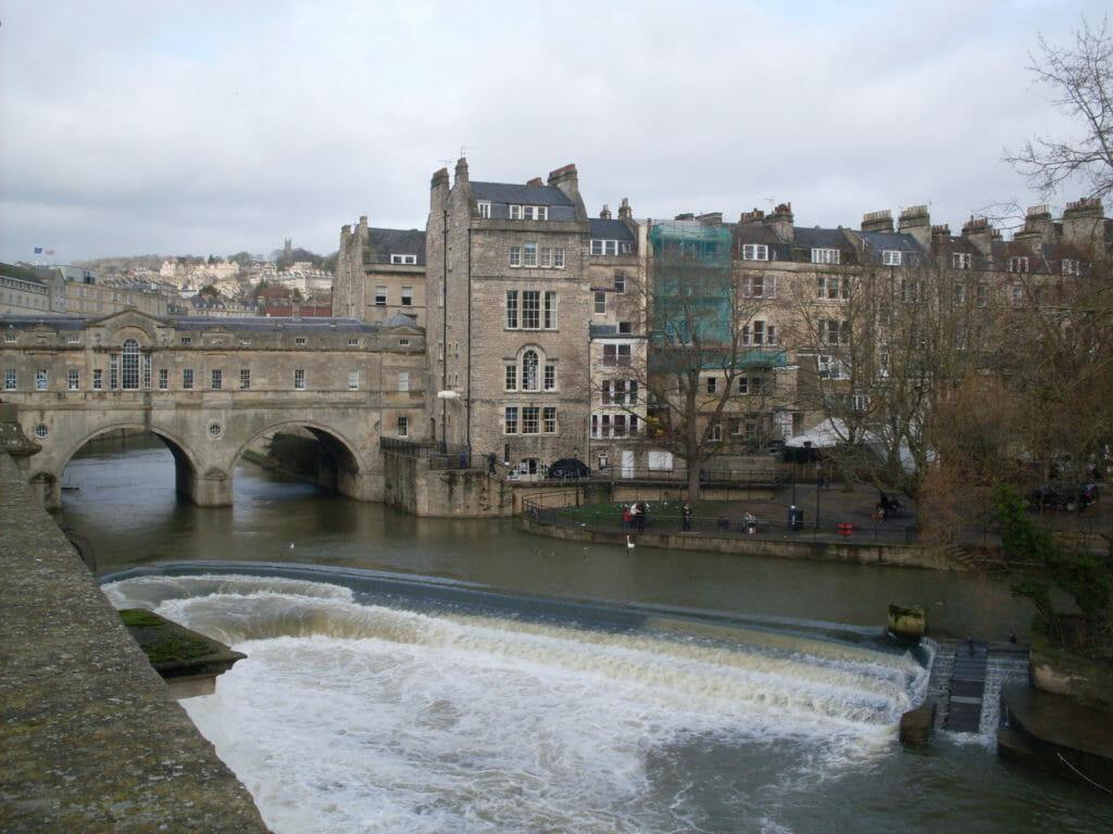 Week-end à Bath et Bristol: Bath