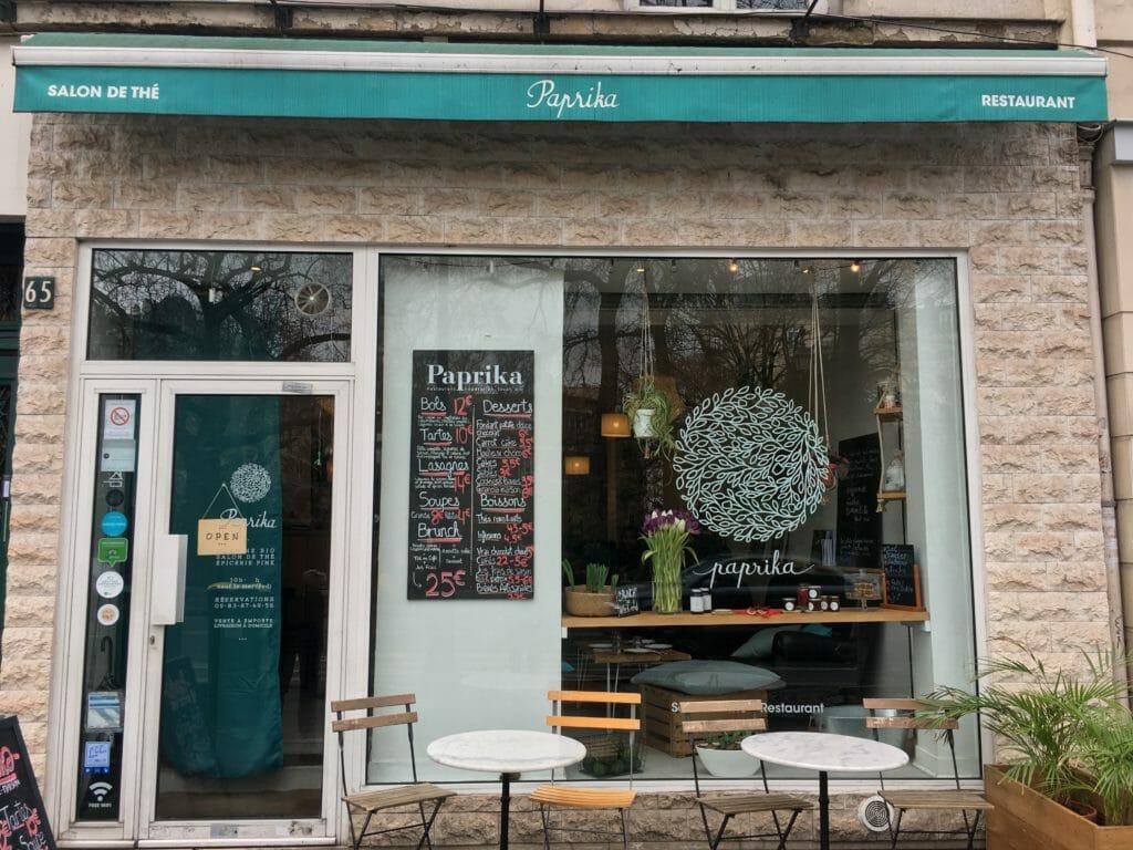 Paprika, brunch, Paris