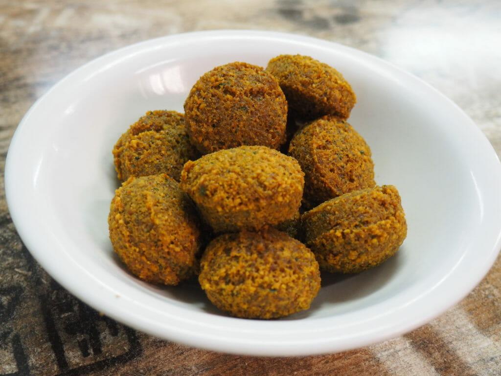 Falafel à Lina - Jerusalem