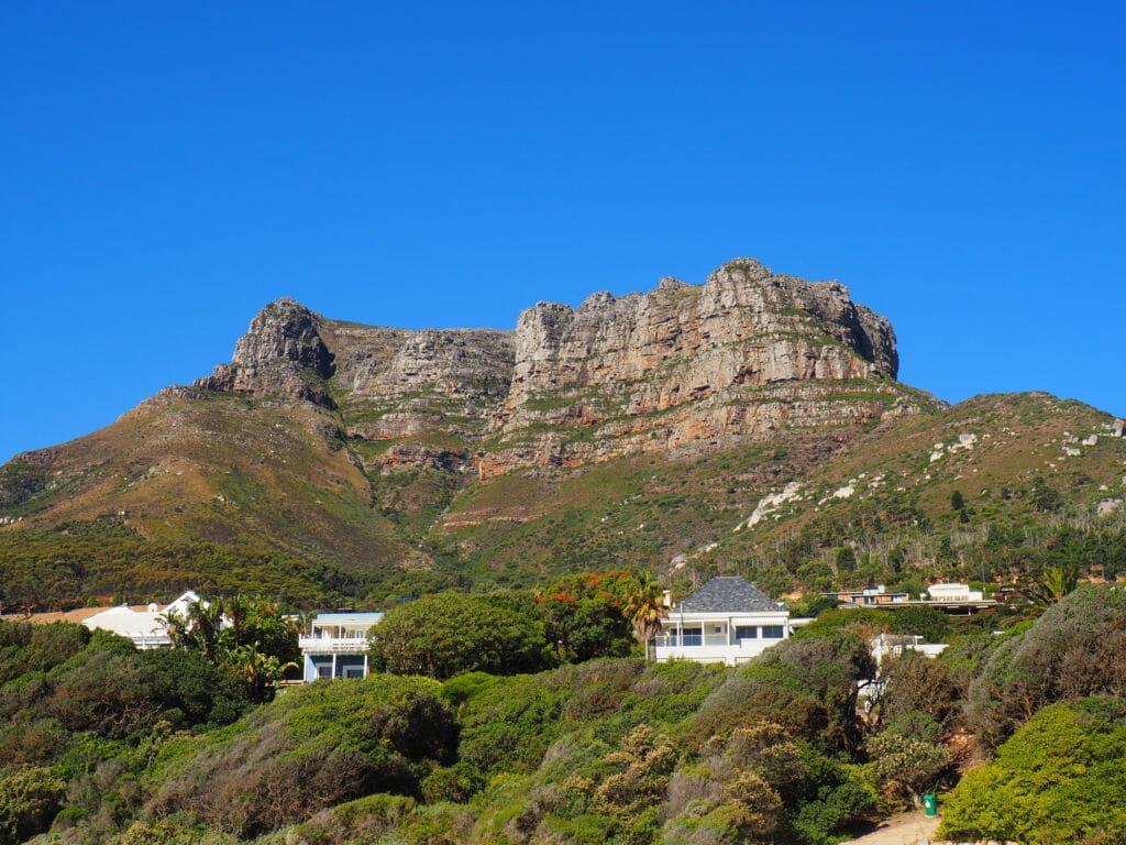 Itinéraire Afrique du Sud: Table Mountain