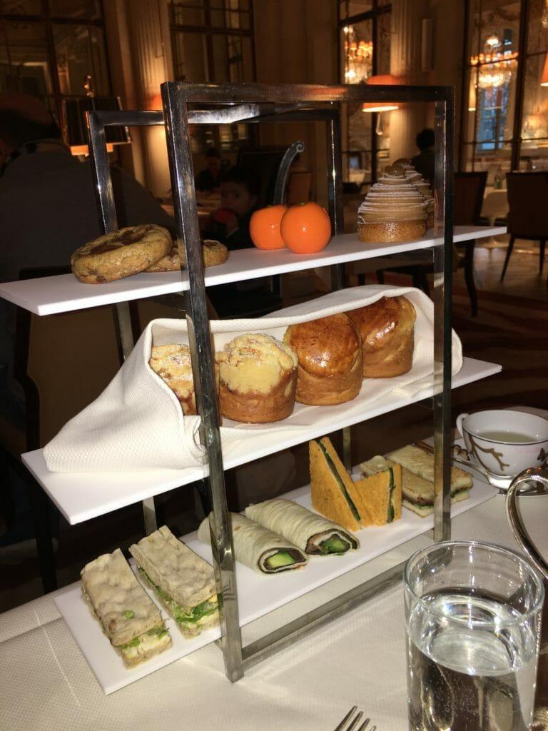 Cédric Grolet, Meurice, ou faire un tea time d'exception à Paris?
