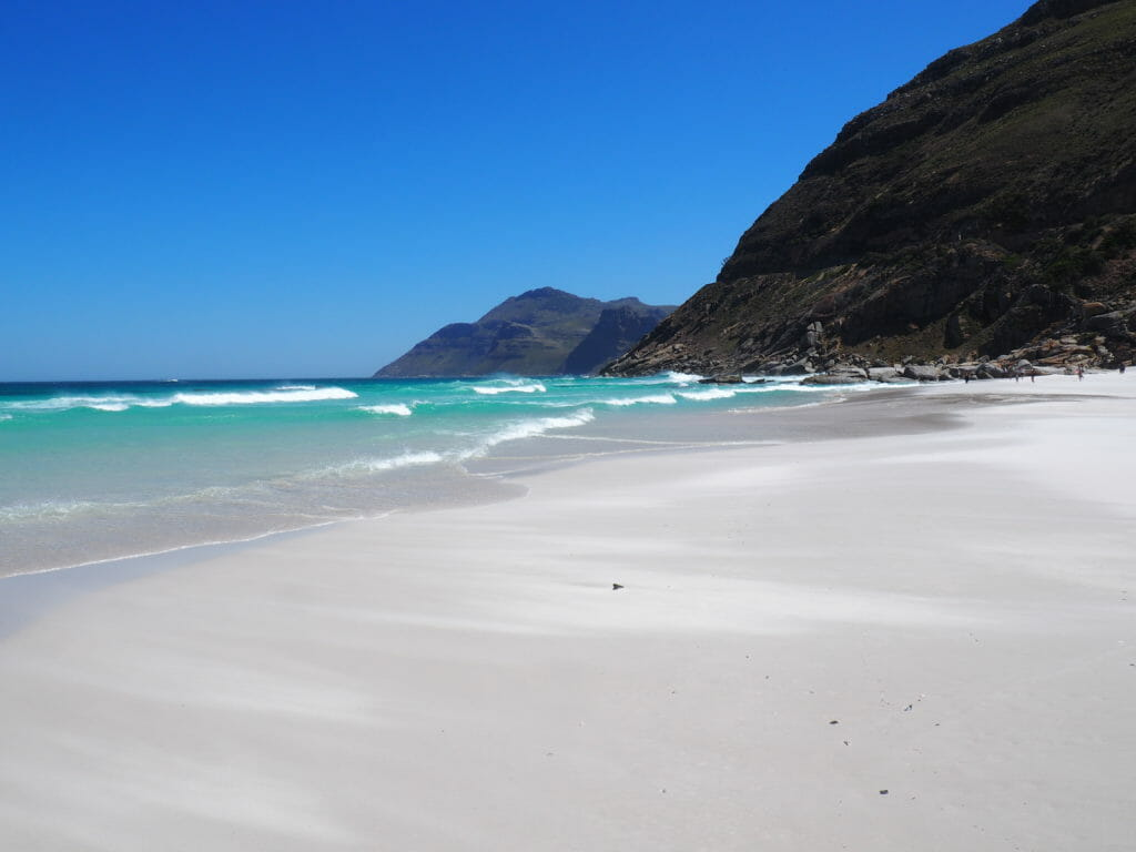 Itinéraire Afrique du Sud: le cap de bonne espérance