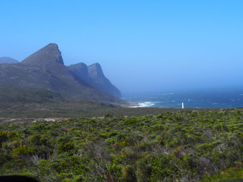 Itinéraire Afrique du Sud: cap de bonne espérance