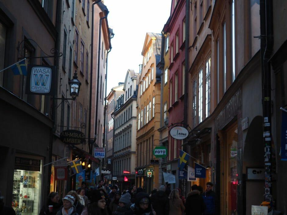 Stockholm, Suède, Ballerinas&Sneakers
