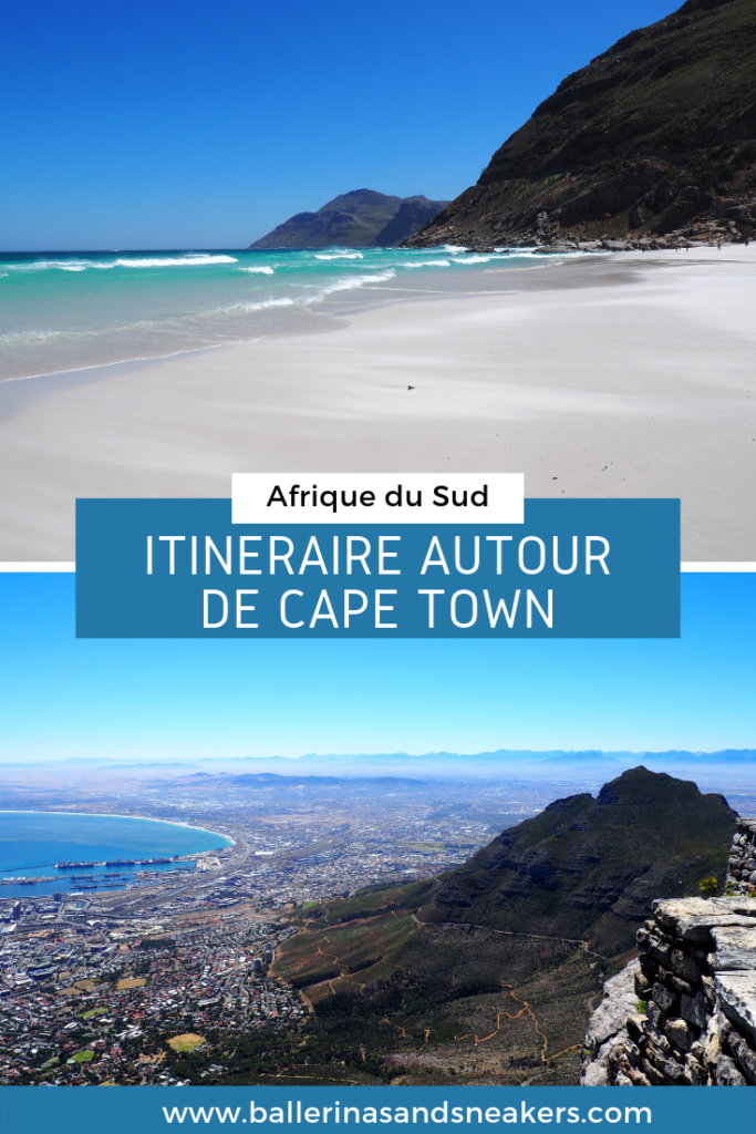 Itinéraire Afrique du Sud