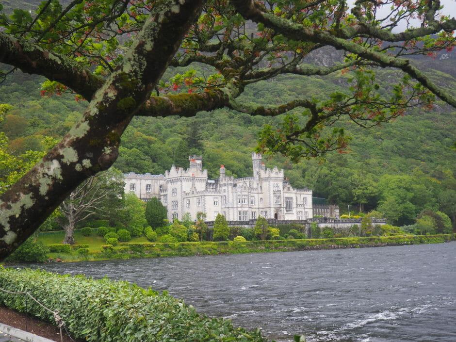 Kylemore Castle, Connemara, Irlande, Ballerinas&Sneakers